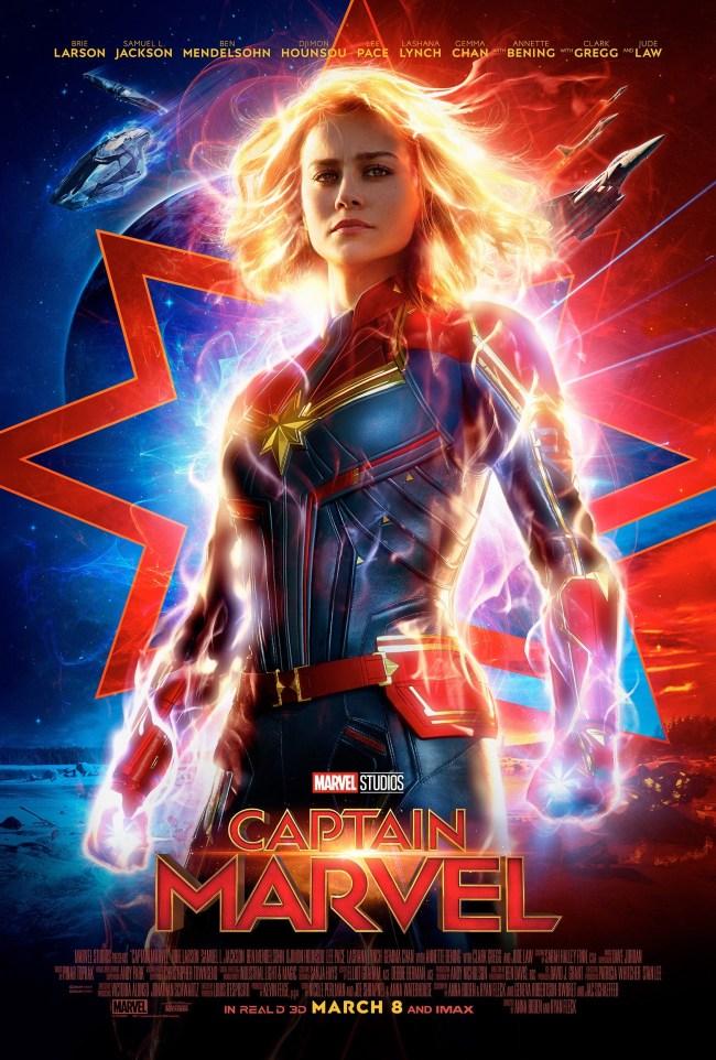 Captain Marvel Critics First Reactions