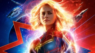 Critics Reveal Their First Reactions To The 'Captain Marvel' Movie And Phew, They're Not Terrible