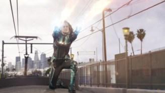 New 'Captain Marvel' Super Bowl Commercial Shows Brie Larson Means Business