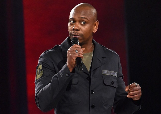 Dave Chappelle gives fans tickets