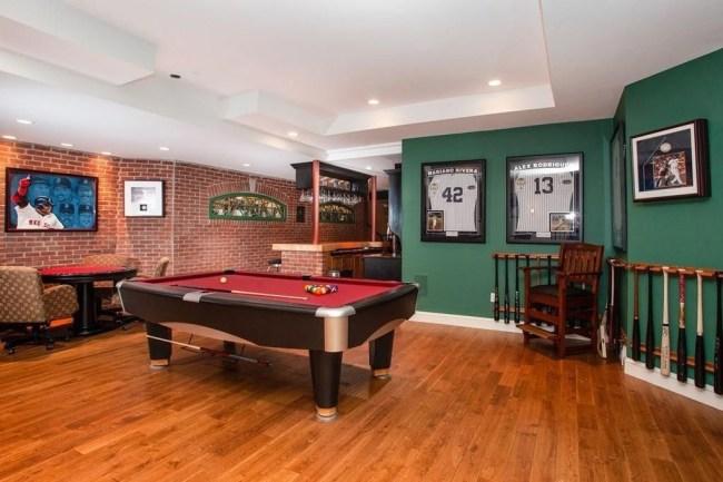 David Ortiz Selling Fenway Park-Inspired Mansion For 6 Million