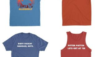 Pitter Patter, Lets Get At 'Er: These Letterkenny-Inspired Tees And Tanks Are Dirty F*ckin' Dangles, Boys
