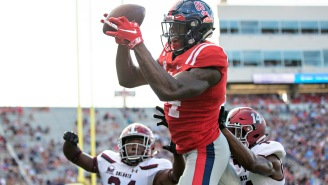 D.K. Metcalf's Dad Claims The Future NFL Wideout Was Squatting Triple Digits At Five Years Old