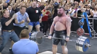 World's Strongest Man Eddie 'The Beast' Hall Loses Over 80 Pounds With New Diet And Workout Regimen