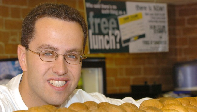 Ex-Inmate Marc Brooks Says Jared Fogle Is Living The Life In Prison