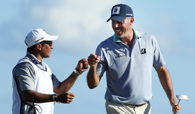 Ex-PGA Caddie Michael Collins Says Matt Kuchar Is Dead Wrong For Tipping So Poorly