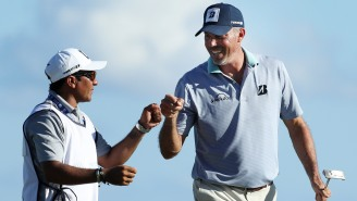 Ex-PGA Caddie Says Matt Kuchar Deserves All The Criticism He's Getting For His Horrible Tipping