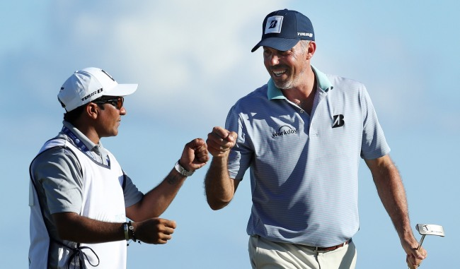 Ex-PGA Caddie Says Matt Kuchar Is Dead Wrong For Tipping So Poorly