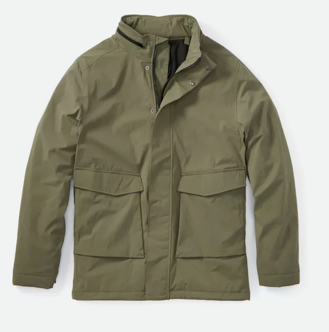 Field Jacket From Proof