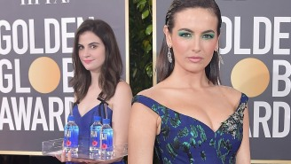 The Fiji Water Girl Who Went Viral At The Golden Globes Is Suing Fiji Water For Her Cut Of Over $12 Million (Updated)