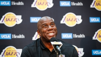 The NBA Is Investigating Lakers' Magic Johnson For Tampering After Comments About Wanting To Work Out With Sixers' Ben Simmons