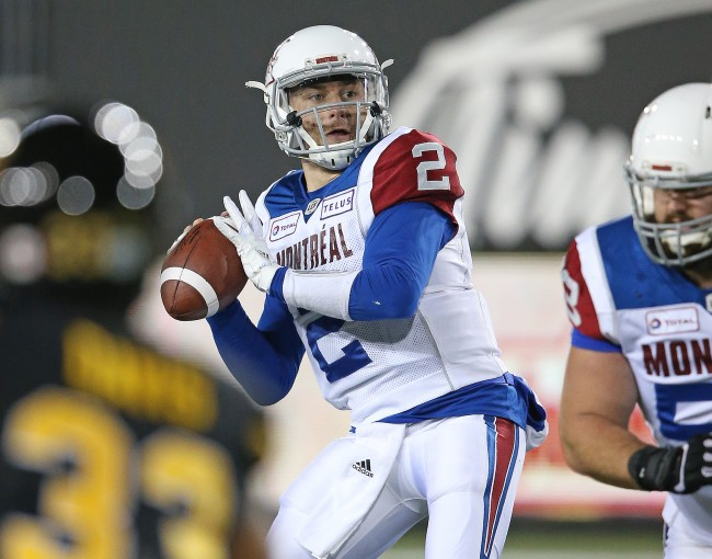 Johnny Manziel banned from CFL