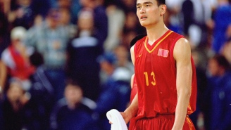 Kevin Garnett Reveals The 2000 USA Olympic Team Had A $1 Million 'Bounty' To Dunk On Yao Ming