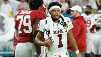 Kyler Murray Measured At 5-Foot-10 1/8 At The NFL Scouting Combine And Twitter Exploded With The Funnies