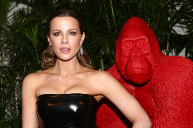 LOS ANGELES, CALIFORNIA - JANUARY 04: Kate Beckinsale attends the Giorgio Armani Beauty at Best Performances held at Chateau Marmont on January 04, 2019 in Los Angeles, California. (Photo by Tommaso Boddi/Getty Images for Giorgio Armani)