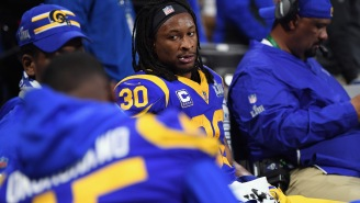 C.J. Anderson Opens Up About Todd Gurley's Lack Of Production In The Super Bowl