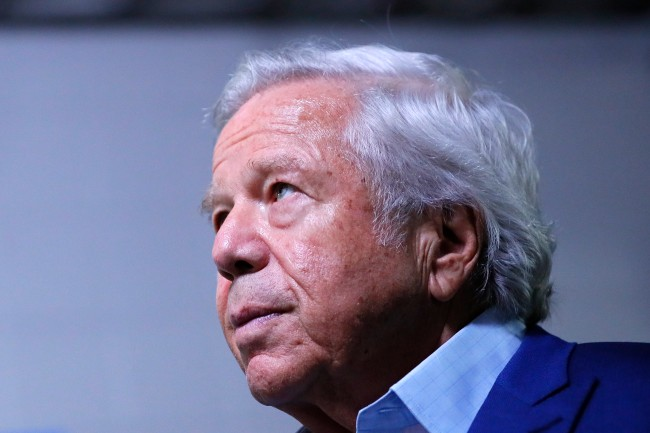 Women In Robert Kraft Scandal Do not appear to have been trafficked