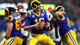 This One Super Bowl Clip Shows A Huge Missed Opportunity By The Rams And Will Haunt Their Entire Fan
