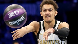 Trae Young Shuts Down CBS Sports Analyst's Impossibly Stupid Attempt To Paint Him As A Hypocrite