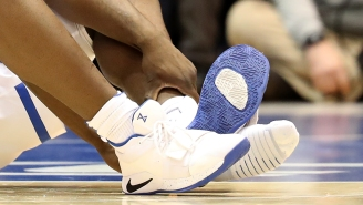 Nike's Stock Takes A Slide After Zion Proved Too Beastly For Its Shoes, Pleasing Darren Rovell Immensely