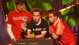 Blink-182 Fans' Minds Are Blown After Mark Hoppus Called Them Out For Incorrectly Singing Lyric To 'What's My Age Again?'