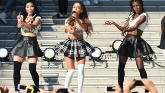 Ariana Grande Goes On Twitter Rant After Getting Dragged That Her Japanese 'BBQ Grill' Tattoo Is Cultural Appropriation