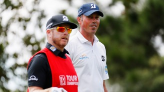 Matt Kuchar's Longtime Caddie Breaks Silence To Defend His Character After Tipping-Gate