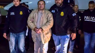 Drug Kingpin Joaquin 'El Chapo' Guzman Sentenced To Spend The Rest Of His Life In Prison, Forfeits $12.6 Billion