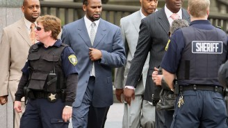 R . Kelly Hit With 10 Counts Of Aggravated Criminal Sexual Abuse