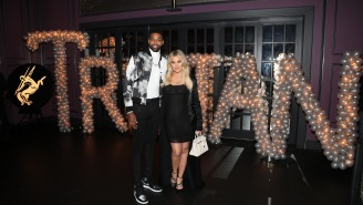 Tristan Thompson Deletes 'Fake News' Tweet After Khloe Kardashian Seems To Confirm Rumors That He Cheated On Her