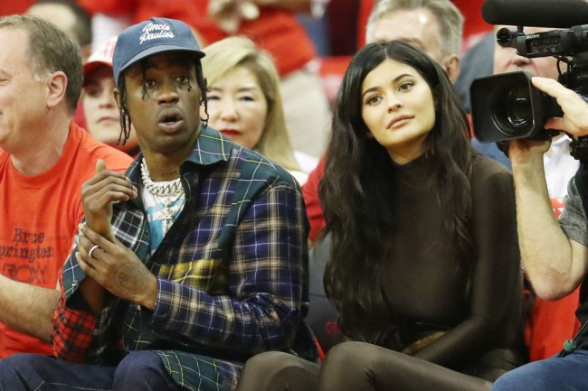travis scott cheating on kylie jenner rumors that forced him to cancel buffalo concert