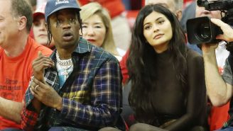 Travis Scott Reportedly Canceled Concert After Kylie Jenner Caught Him Cheating