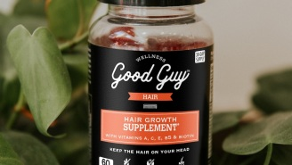Good Guy Wellness Men's Hair Regrowth Products Pack Good-For-You Supplements To Help Regrow Your Hair