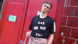 This Guy Faked His Way Into London Fashion Week With The Most Hideous Outfits Possible And People Ate It Up
