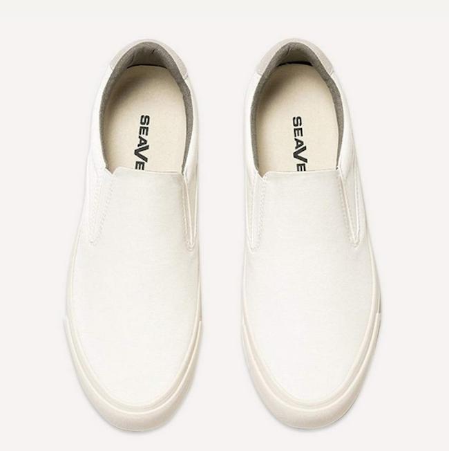 'Hawthorne' Slip-On Sneakers by Seavees