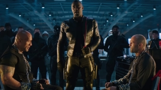 Ridiculously Action-Packed 'Hobbs & Shaw' Trailer Shows Latest 'Fast And Furious' Flick Is A Supervillain Movie