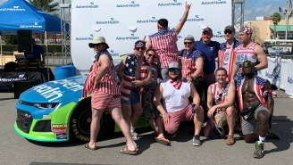 Why A NASCAR Race Makes For An Epic Bachelor Party Weekend