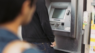 NYC ATMs Are The Most Germ-Ridden, Disgusting Things On The Planet, Per New Study