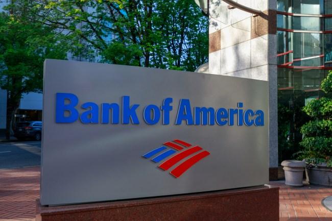 Bank Of America ReBranding
