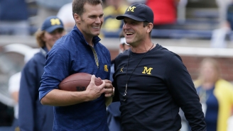 Report Suggests There Is Growing 'Buzz' That Jim Harbaugh Is Open To Returning To The NFL