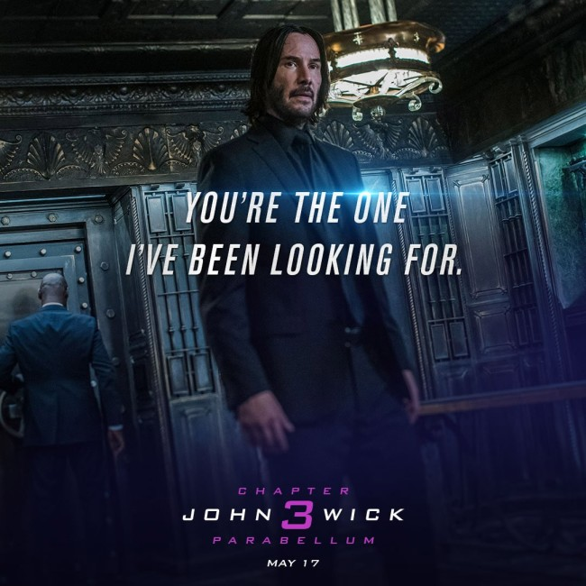 john wick 3 valentines day cards