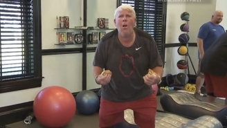 John Daly's Grueling Workout Regimen Includes Marlboro Reds, McDonald's, Beer And Pool Noodles