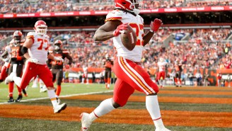 Kareem Hunt's Suspension Is Going To Cost Him A Helluva Lot Of Money For Each Game Missed