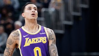 Kyle Kuzma Finally Admits That The Anthony Davis Trade Rumors Were Messing Up Team's Psyche