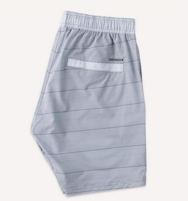 Kyras 'Sharkskin' Athletic Shorts 1