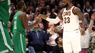 Kyrie Irving Says He Apologized To LeBron James Last Month In Order To 'Move Forward In My Life'