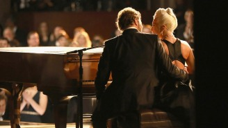 Lady Gaga And Bradley Cooper's Steamy Oscars Performance Sparked Some A+ Sports Memes