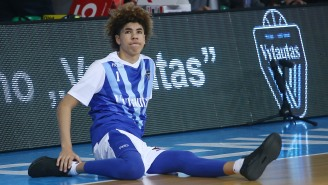LaMelo Ball's High School Team, Spire Academy, Involved In Wild Bench-Clearing Brawl