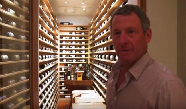 Lance Armstrong Aspen home