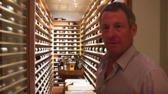 Lance Armstrong Gives A Tour Of His 6,000sqft Aspen Home And It's Proof That Cheating Pays Well
